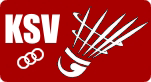 Logo des KSV Badminton