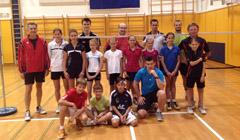 at U13 Sommerkurs 2012 in Maria Alm