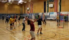 Badminton Schulcup (2012 in Weiz)