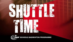 BWF Shuttle Time Logo