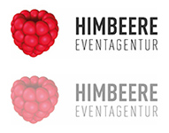 Logo Eventagentur Himbeere